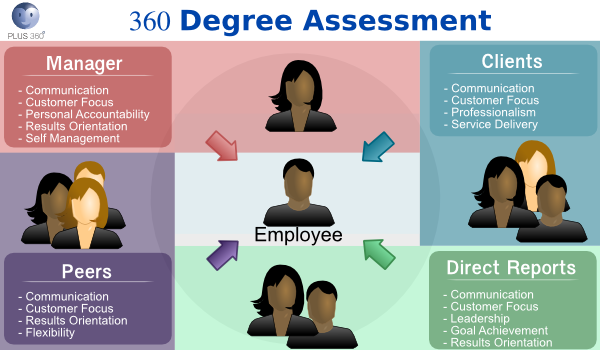 360 Degree Performance Appraisals | Plus 94 | Market Research in South  Africa